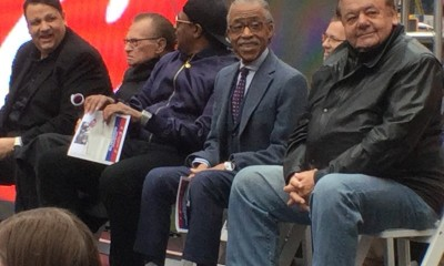 Brandon Wellington, Larry King, The Reverend Al Sharpton, Paul Sorvino