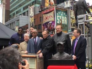 Mykalai Kontilai, Master P, The Reverend Al Sharpton, Larry King, The Reverend Al Sharpton, Paul Sorvino