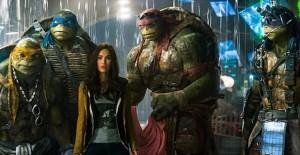Megan Fox,Teenage Mutant Ninja Turtles 2