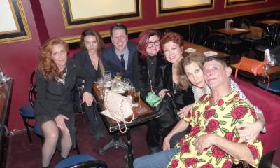 Tommy Tune, Andrea McArdle, Faith Prince, Donna McKechnie, K.T. Sullivan, Wayne Gmitter, Patrick Rinn