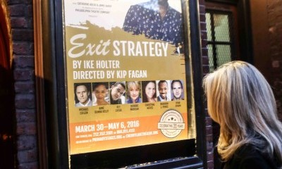 EXIT STRATEGY Cherry Lane Theatre