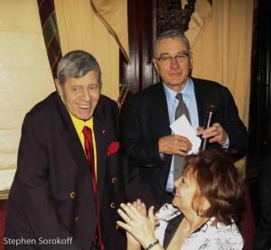 Jerry Lewis & Robert DeNiro