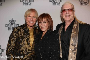 Chuck Steffan, Michele Lee, Ron Abel