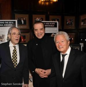 A Bronx Tale, Robert Klein, Chazz Palmisteri, Stephen Sorokoff