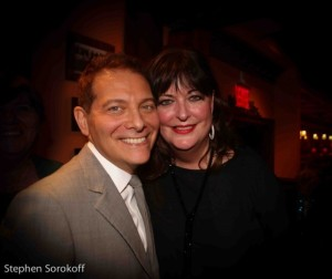 Ann Hampton Calloway, Michael Feinstein