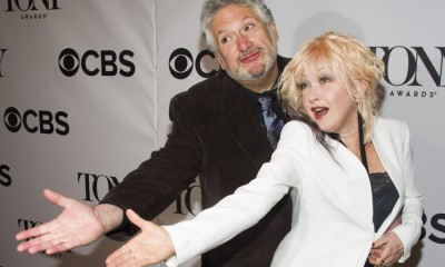 Cyndi Lauper Harvey Fierstein