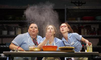 Waitress, Sara Bareilles, Jessie Mueller