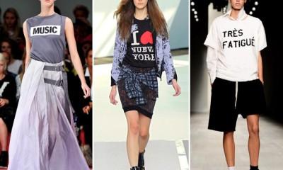 Trendy Tee shirts