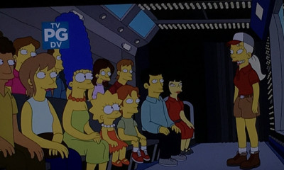 The Ride, The Simpsons