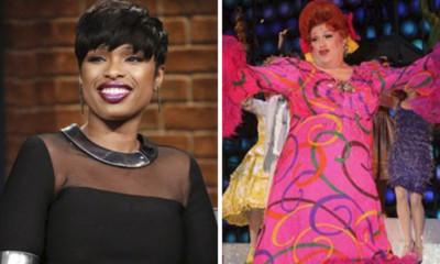 Harvey Fierstein, Jennifer Hudson