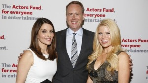 Tina Fey, Robert Greenblatt, NBC, Megan Hilty
