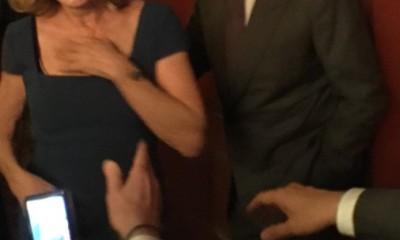 Frank Langella, Jessica Lange