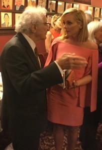 Sheldon Harnick, Jane Krakowski