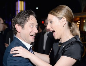 Best Actress in a Musical Jessie Mueller and Best Supporting actor Christopher Fitzgerald