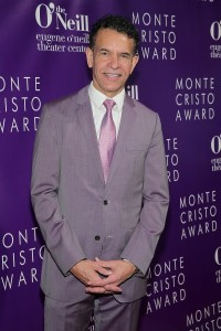 """NEW YORK, NY - MAY 09:  Brian Stokes Mitchell attends the 16th Annual Monte Cristo Award ceremony honoring George C. Wolfe presented by The Eugene O'Neill Theater Center at Edison Ballroom on May 9, 2016 in New York City.  (Photo by Jemal Countess/Getty Images for Eugene O'Neill Theater )"""