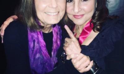 Gloria Steinem, Kathy Najimy