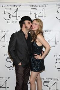 Eric Anderson, Jessica Rush