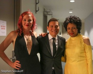Storm Large, Michael Feinstein, Mary Stallings