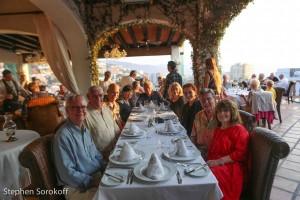 Don, Richard, Kenny Gina, Stephen, Eda, Michele, JP, Suzie