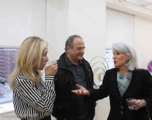 Eda Sorokoff, Laurent De Louya, Jamie deRoy