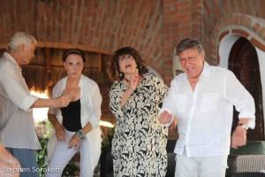 Stanley, Michele, Suzie, JP