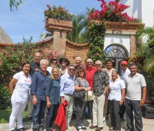 Casa Della Brisas Friends & Staff