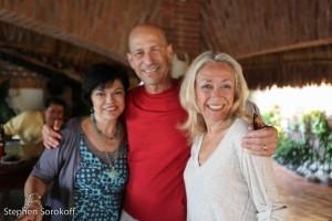 Gina, Kenny, Eda