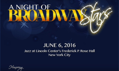 A Night of Broadway Stars 2016
