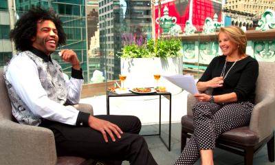 Daveed Diggs, Katie Couric