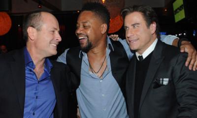 Cuba Gooding Jr, John Travolta