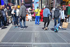 Max Neuhaus, Times Square