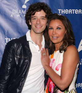 Michael Urie, Vanessa Williams