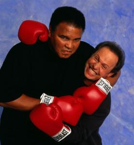 Muhammad Ali. Billy Crystal