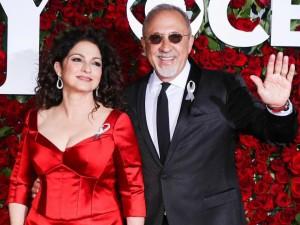 Gloria and Emilio Esteban