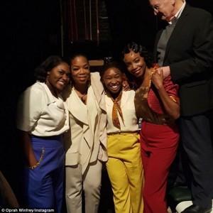 The Color Purple, Oprah Winfrey