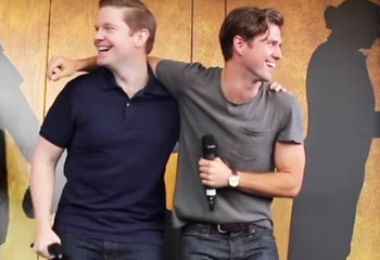 Rory O'Malley, Aaron Tveit