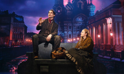 Christy Altomare,Derek Klena