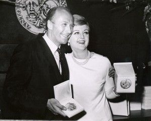 Richard Kiley, Angela Lansbury