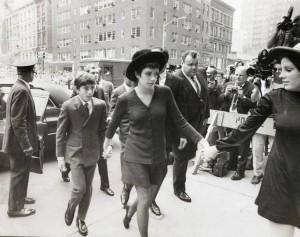 Liza Minelli, Lorna Luft, Judy Garland