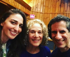 Broadway for Orlando, Sara Barallis, Carole King