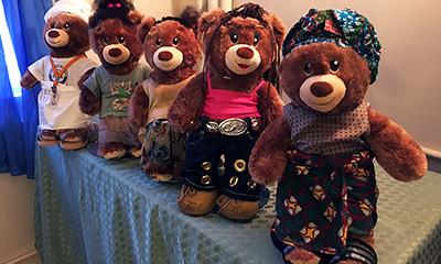 Eclipsed Bears