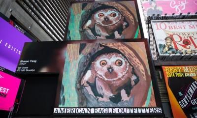 Art, Times Square