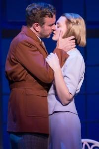 Ben Davis and Kerstin Anderson
