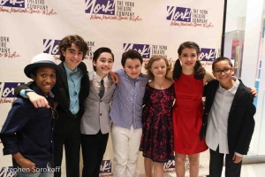 Jeremy T. Villas, Aidan Gemme, Joshua Colley, Graydon Peter Yosowitz, Milly Shapiro, Mavis Simpson-Ernst, Gregory Diaz