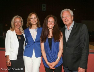 Eda Sorokoff, Kate Lear, Caroline Sorokoff, Stephen Sorokoff