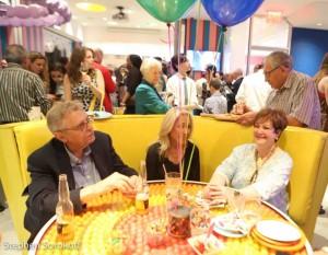 Richard Maltby Jr. Eda Sorokoff, Ellen Weiss, development director