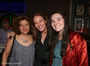 Maria Traversa, Jessica Molaskey, Maddie Pizzarelli