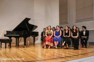 The Eighth New York Internation Piano Competition
