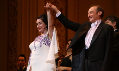 Tamara Gverdtsiteli, Maestro Alexander Tsaliuk