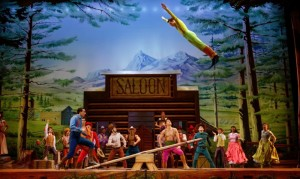Seven Brides For Seven Brothers, Paramour